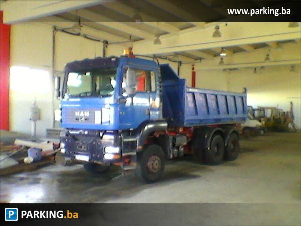 MAN 26.480 6x6 - Parking.ba - Autopijaca Bijeljina Online - Auto