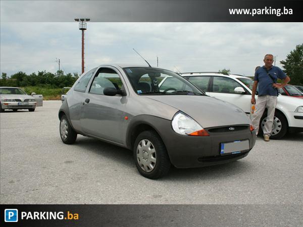 Ford Ka 1.3 B - Parking.ba - Autopijaca Sarajevo Online - Auto Saloni