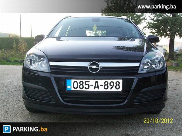 Opel Astra H 1.9 CDTI - Parking.ba - Autopijaca Busovača Online